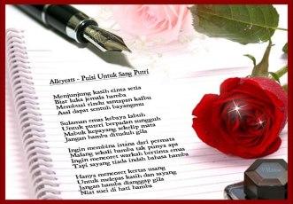 Puisi-Cinta romantis