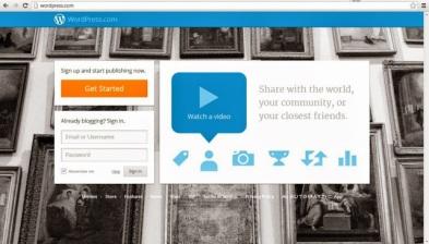 Cara Membuat Blog di WordPress Gratis
