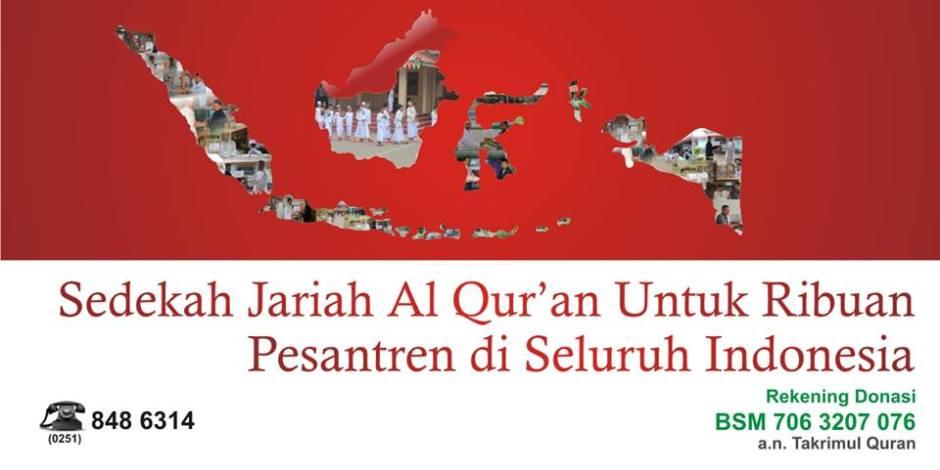 yayasan takrimul quran Bogor